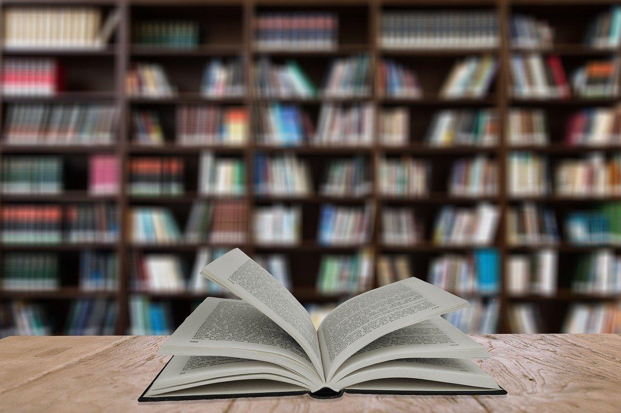 Bücherei der Katholischen Gemeinde