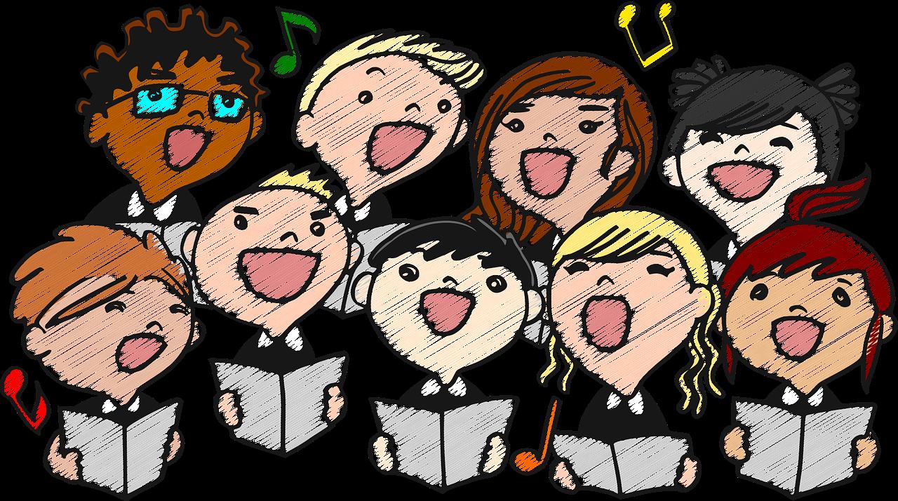 Chor im Gustav-Adolph-Haus