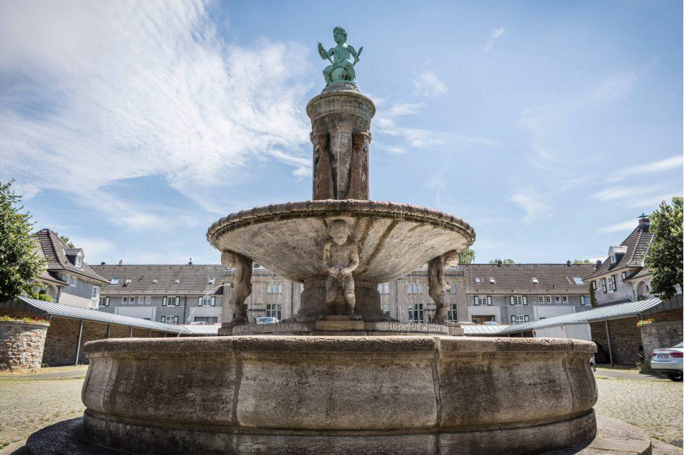 Der Schatzgräberbrunnen