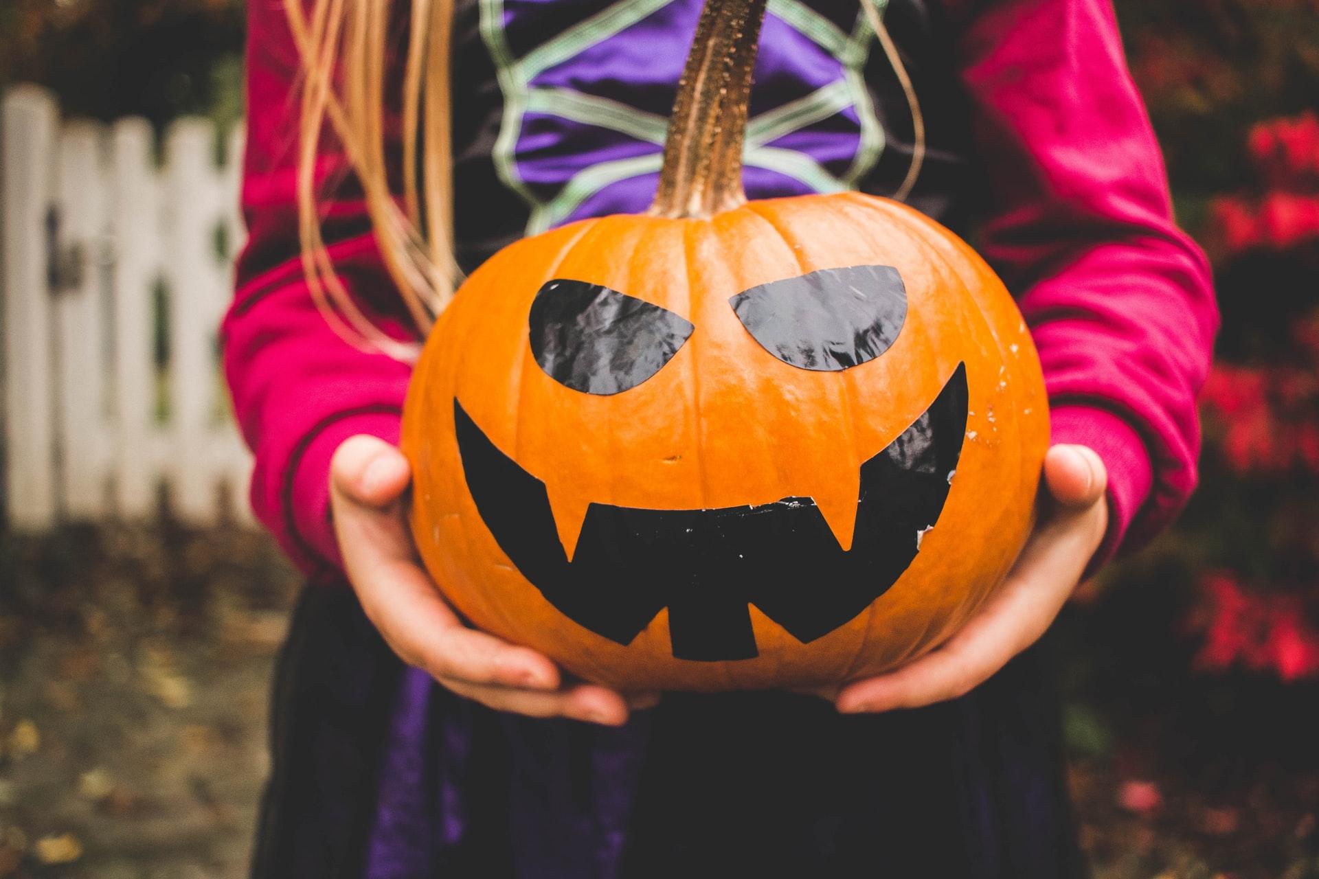 Halloween und Schmieden am Halbachhammer